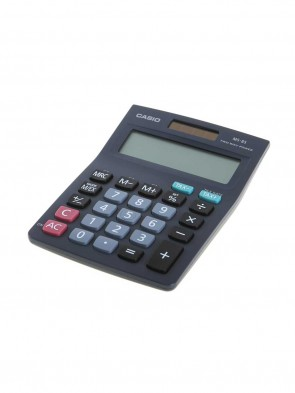 Casio Basic Calculator (12 Digit)