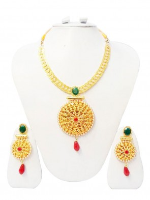 Gold Plated Set 0023