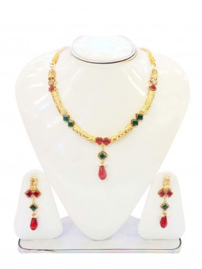 Gold Plated Set 0025