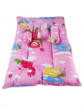 New Born Baby Bed Set Pack of 3 Pcs 0014