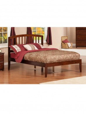 Wooden Bed 0014