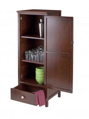 Regal Wooden Cupboard 0011