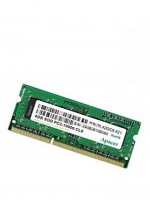 APACER 4 GB DDR3 1600 NOTEBOOK RAM