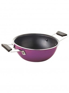 Noah Non-Stick Sauce Pan without Glass Lid, 1.5Ltrs (Induction & Gas compatible) 0011