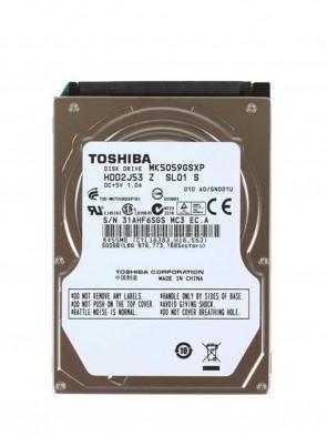 Toshiba 500GB SATA Notebook