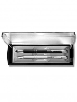 Executive Auto Ball Pen with Stylus Body 0011