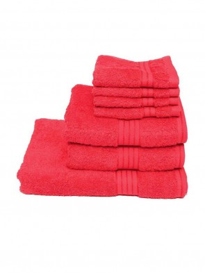 HOME 550 GSM ULTRASOFT ZERO TWIST HAND TOWEL- SET OF 2 pcs 0015