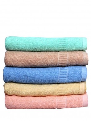 HOME 550 GSM ULTRASOFT ZERO TWIST HAND TOWEL- SET OF 2 pcs 0018