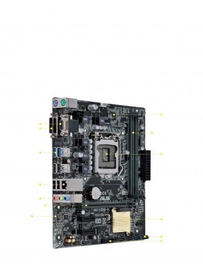 ASUS H110M-K D4 MOTHERBOARD