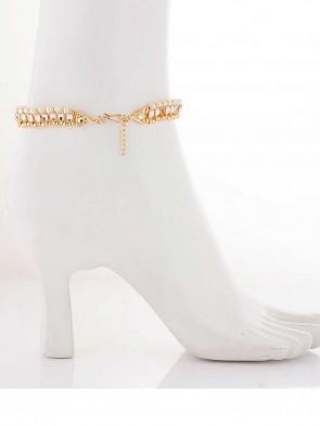 Designed Anklets 0016