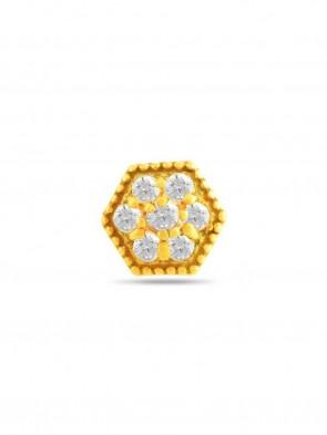 Designed Nose Ring 0016