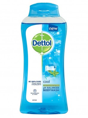 Dettol Cool Body Wash, 250ml 000003