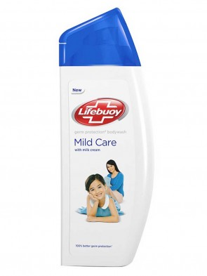 Lifebuoy Mild Care Body Wash, 300ml 000007