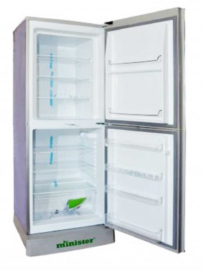 Minister 222 Ltr Refrigerator M-222 BLACKBERRY