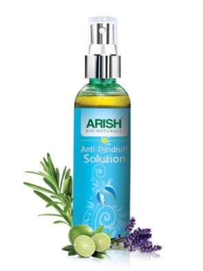 Arish Anti Dandruff Solution 100ml