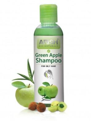Arish Green Apple Shapmoo (For Oily Hair) 100ml