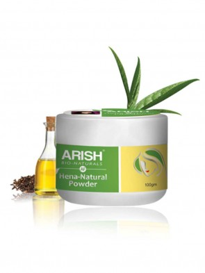 Arish Hair Henna Natural Powder 100ml