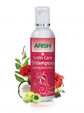 Arish Hair Satin Care Shampoo 200ml