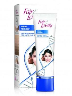 Fair & Lovely Winter Fairness Face Cream (25gm)
