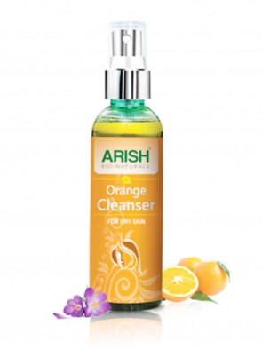 Arish Face Orange Cleanser 100 ml