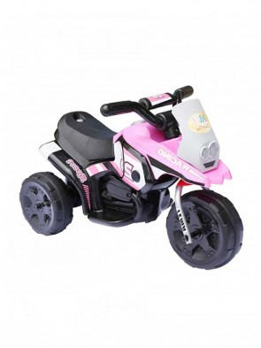 Baybee Mini BWM Racing Battery Operated Sports Bike (Pink)