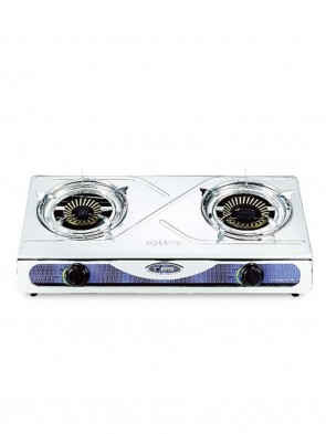 Topper Double NG A-211 SS Auto Gas Stove 805217