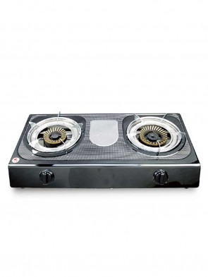 Topper Double NG A-206 SS Auto Gas Stove 805078