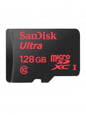 Sandisk 128GB Micro SD Class-10 Memory Card