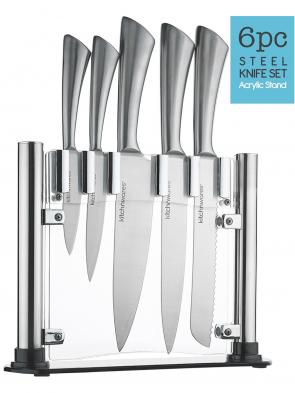 Kitchen Knife Set 6 pcs 0014