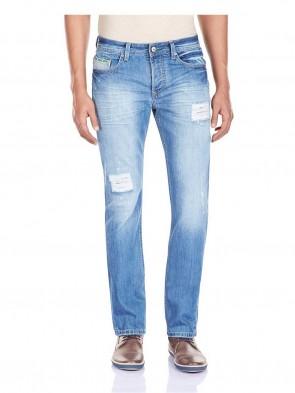Chaina  Men's Slim Fit Jeans 0016