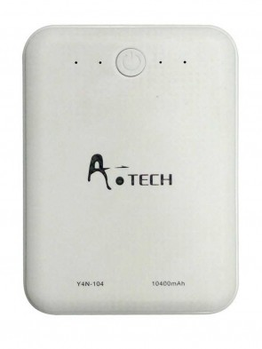 A.Tech 10400mAh Power Bank Y4N-104