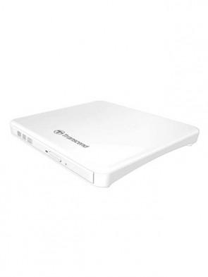 TRANSCEND TS8XDVDS-K SLIM EXTERNAL WHITE DVD WRITER
