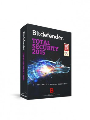 BITDEFENDER BAG SINGLE USER 2015