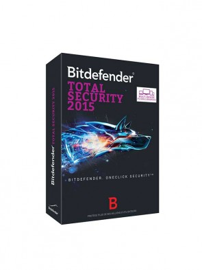 BITDEFENDER TOTAL SECURITY SINGLE USER 2015