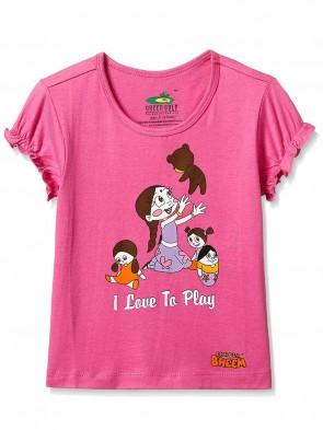 Girls T-shirt 0011