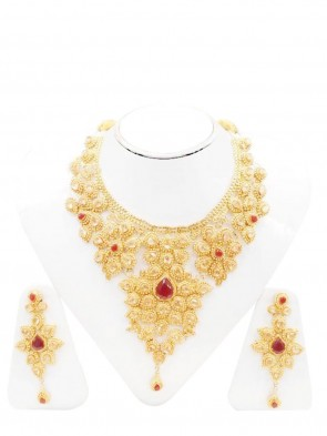 Gold Plated Set 0028