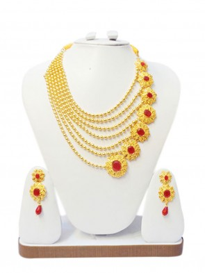 Gold Plated Set 0033