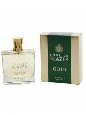 English Blazer Perfume - Gold - ENGBLA-GOLD-100 - 100ml