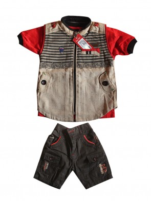 Original Indian High Quality Boys Dress ICEFIRE Boy 151