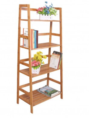 Wooden Book Shelf 0012