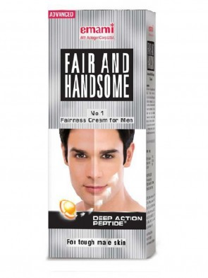 Emami Fair And Handsome Facewash 50g - India