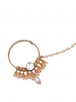 Designed Nose Ring 0013