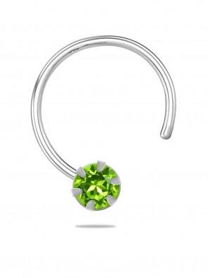 Designed Nose Ring 0018
