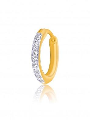 Designed Nose Ring 0019
