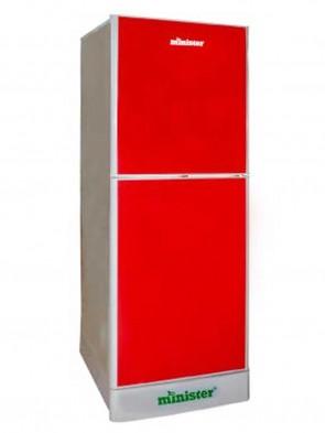 Minister 252 Ltr Refrigerator M-252 BLACK,RED V