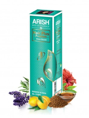 Arish Hair Plus Premium (Water base) 100ml