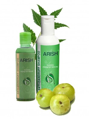 Arish Anti Dandruff Shampoo 200ml