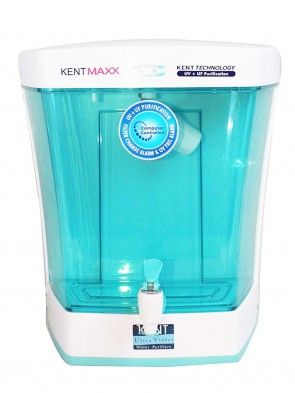 Kent MAXX 7 Ltr UV Water Purifier  - White