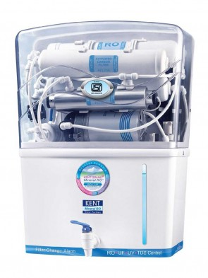 Kent Grand Plus 8 Ltr Water Purifier - White