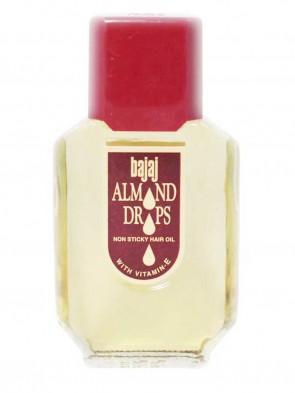 Bajaj almond drops with vitamin E 100ml - India